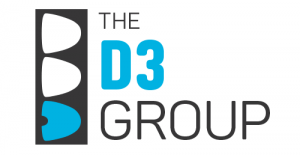 D3 Group Logo Hypomin Teeth