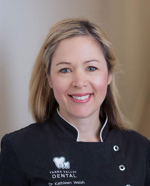 Dr Kathleen Walsh Dentist
